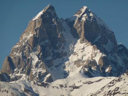 Uszba Peak