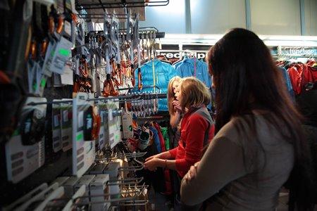 Największy w Polsce kiermasz odzieży i sprzętu outdoorowego na KFG (fot. Adam Kokot/KFG)