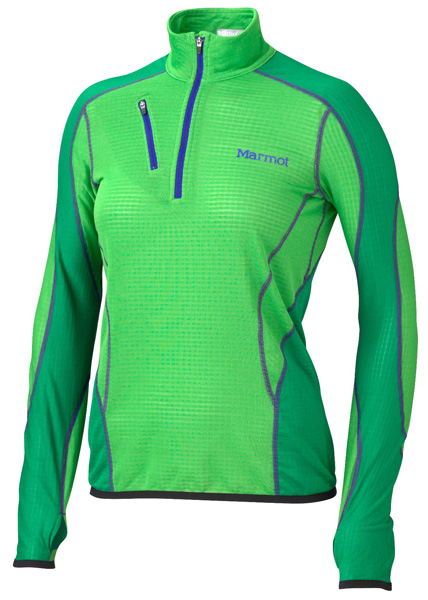 Marmot, Alpinist Thermo 1/2 Zip