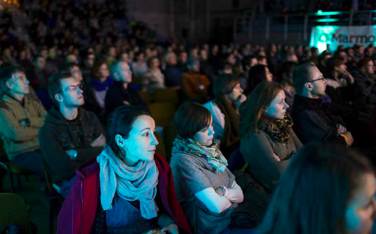 Blisko 5 tys. publiczności na KFG (fot. Wojtek Lembryk/KFG)