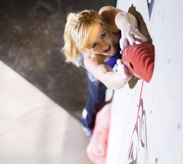 Mistrzostwa Polski w Boulderingu na 11.KFG (fot. Wojtek Lembryk/KFG)