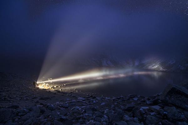 Styczniowy Czarny Staw w Tatrach (fot. MacTronic)