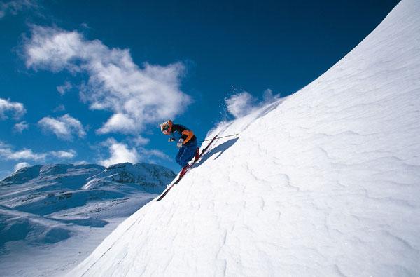 Na narty do Norwegii (fot. Visit Telemark)