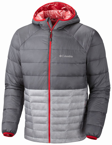 Columbia Sportswear, kurtka Turbo Down Diamond Jacket