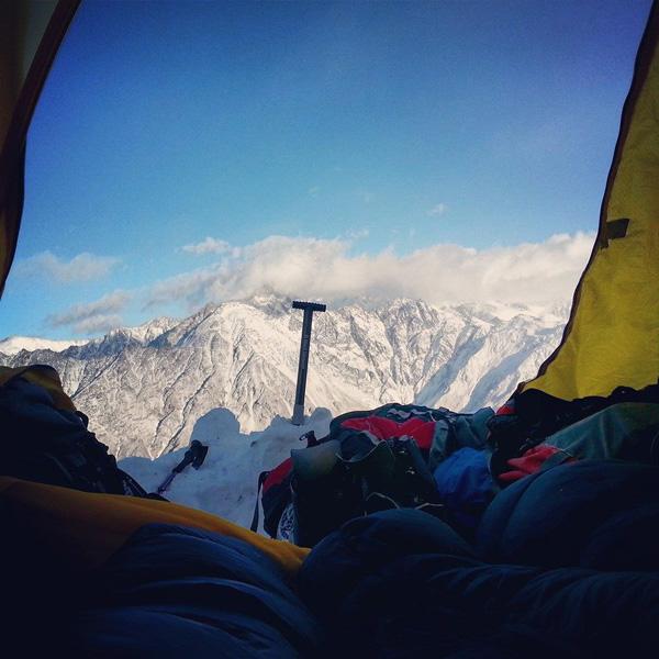 Dotychczasowe wyprawy pomysłodawców Balkan Winter Expedition 2014 - zimowy Kazbek