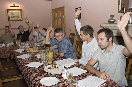 Spotkanie założycielskie Polish Outdoor Group w 2009 roku