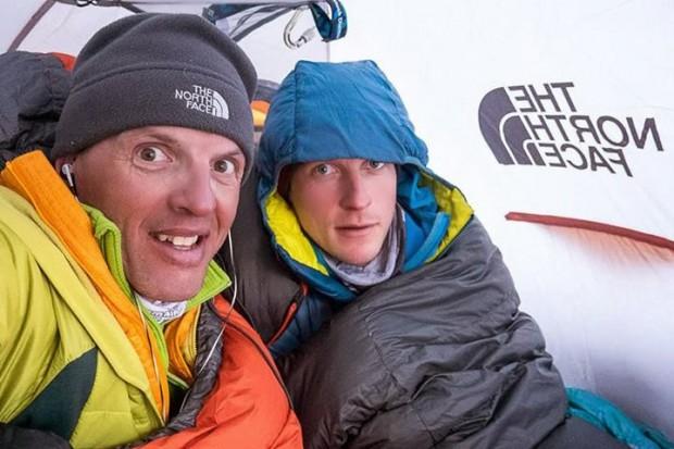 Simone i David (fot. Simone Moro)