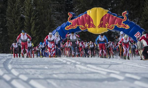 Red Bull Bieg Zójników 2014 (fot. Łukasz Nazdraczew)