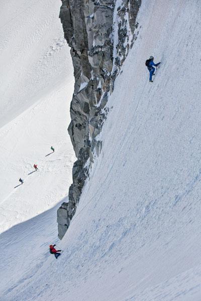 Życzymy udanych górskich i skalnych przygód! (fot. Vaude/Johannes Mair)