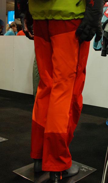 Spodnie Alpha Comp marki Arc'teryx (fot. Outdoor Magazyn)