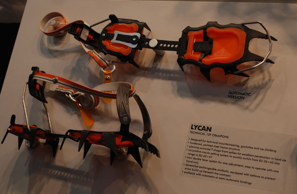 Raki Lycan marki Climing Technology (fot. Outdoor Magazyn)