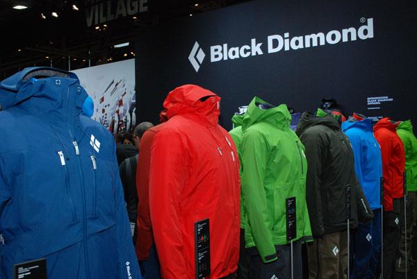 Targi ISPO MUNICH 2014 - nowości od Black Diamond (fot. Outdoor Magazyn)