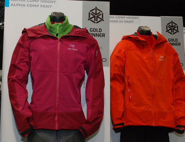 ARC'TERYX - ALPHA COMP OUTFIT (fot. Outdoor Magazyn)