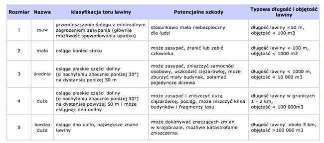 klasyfikacja_lawiny