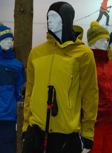 Misto Jacket marki Marmot (fot. Outdoor Magazyn)