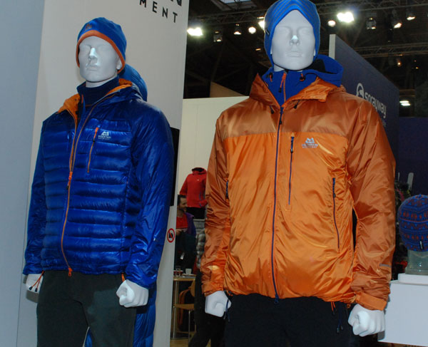 Kolekcja marki Mountain Equipment (fot. Outdoor Magazyn)