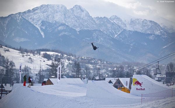 11. edycja The North Face Polish Freeskiing Open (fot. Józef Krzeptowski)
