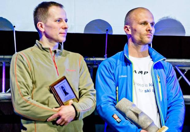 Marcin Księżak i Marcin Tomaszewski (fot. A. Larisz)