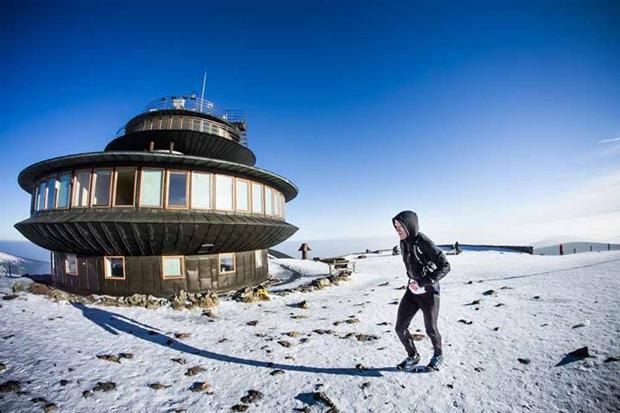 Pierwszy Zimowy Ultramaraton Karkonoski im. Tomka Kowalskiego (fot. Grzegorz Lisowski/nigra-photo.blogspot.com)