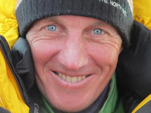 Denis Urubko (fot. arch. Denis Urubko)