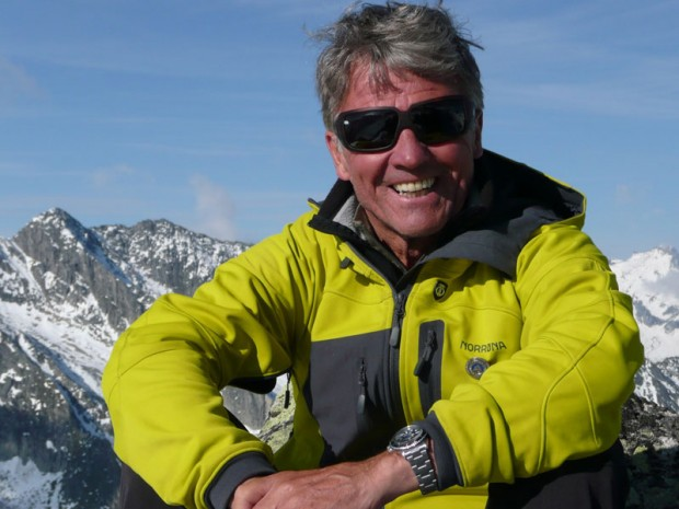 Peter Habeler (fot. woerthersee.ws)