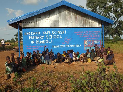 Szkoła w Ghanie
