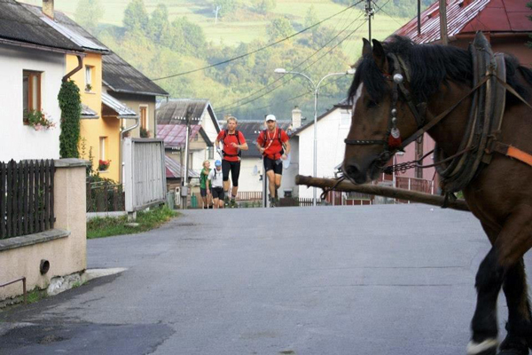 Mountain Touch Challenge 2012 - etap pieszy