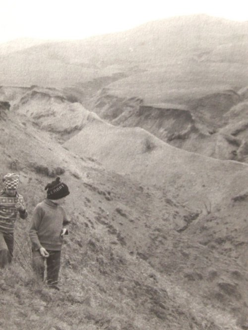 82 rok, góry w pobliżu miasta Nevinnomysskiy