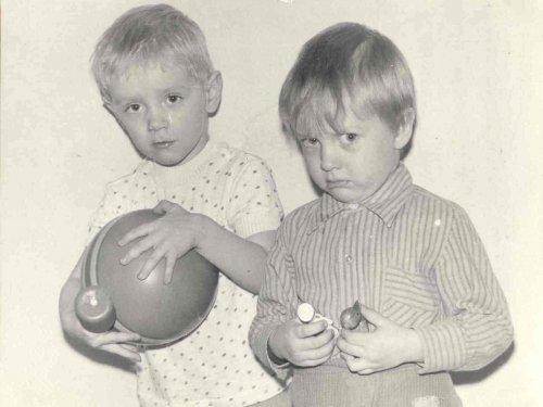 1977 rok, bracia Urubko