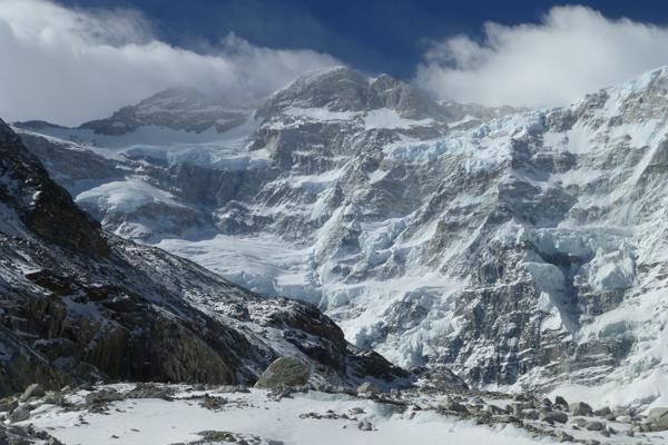 Kanchenjunga North Face (fot. alextxikon.com)