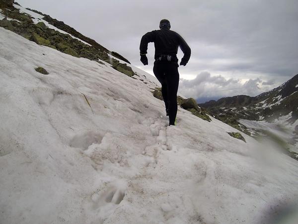 Dolna część podejścia na Świnicką Przełęcz (fot. Marcin Świerc)