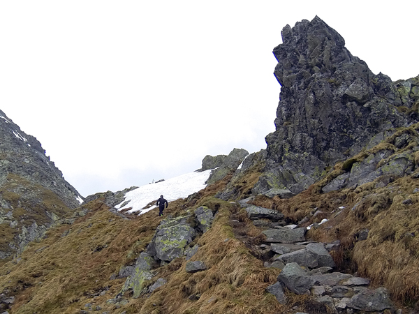 Tuż pod Przełęczą (fot. Marcin Świerc)