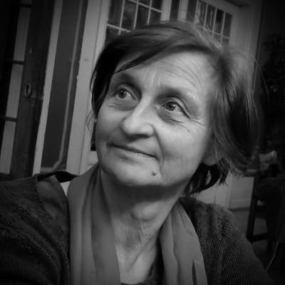 """Elżbieta """"Glajza"""" Fijałkowska (fot. Wojciech Święcicki)"""