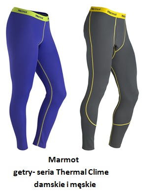 Marmot - getry