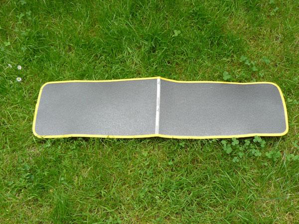 Plecak Alpinisto 35 marki Gregory - wyjmowana pianka (fot. Outdoor Magazyn)