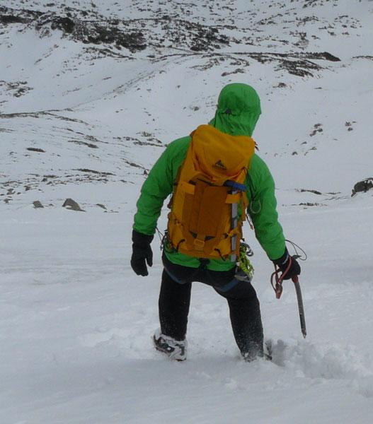 Plecak Alpinisto 35 marki Gregory w akcji (fot. Outdoor Magazyn)