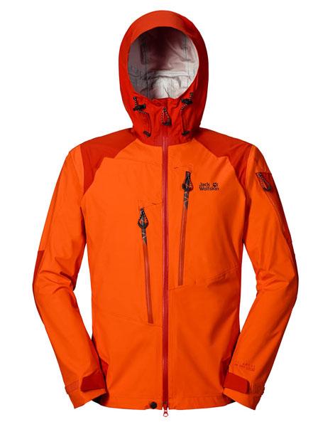 Jack Wolfskin, kurtka Exolight Texapore Jacket
