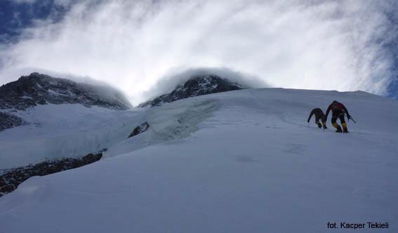 Himalaiści z wyprawy na Broad Peak Middle (fot. Kacper Tekieli)