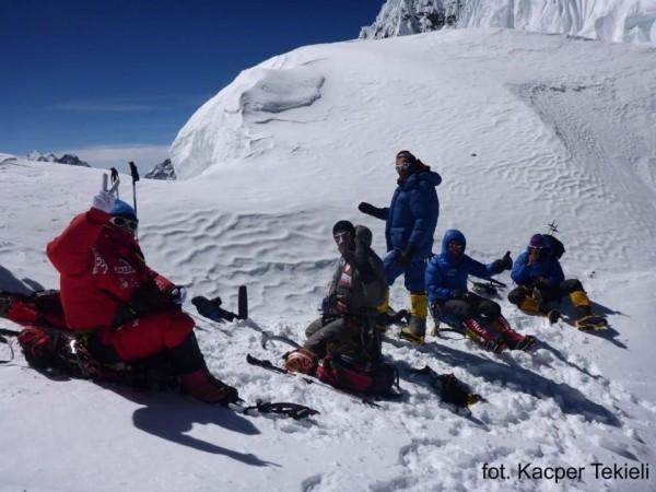 Wyprawa na Broad Peak Middle (fot. Kacper Tekieli)
