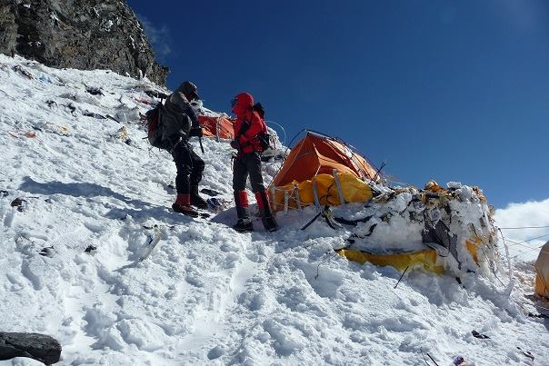 Uczestnicy wyprawy PHZ na K2 (fot. PHZ)