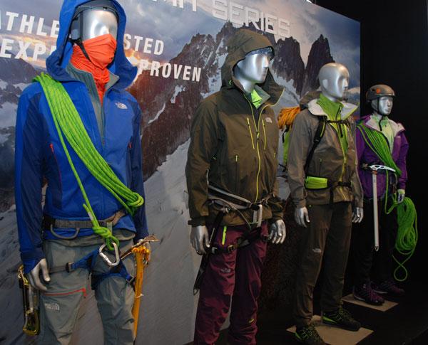 Nowa kolekcja marki The North Face (fot. Outdoor Magazyn)