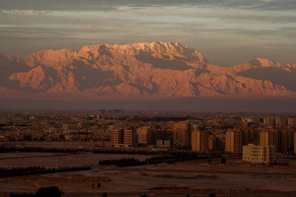 Góry Zagros (fot. Łukasz Supergan)