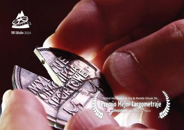 Główna nagroda w kategorii filmu długometrażowego dla Zakopiańczyków Jerzego Porębskiego w Ushuaia