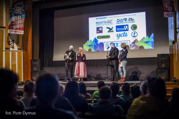 Otwarcie Przeglądu Filmów Górskich w Lądku-Zdroju (fot. Piotr Dymus)
