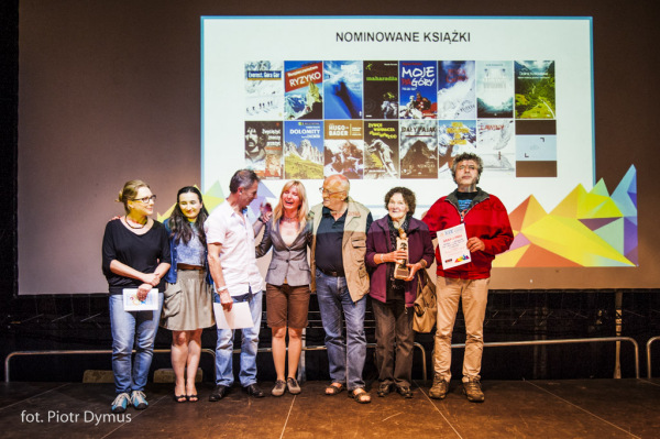 Jury oraz laureaci konkursu Książka Roku