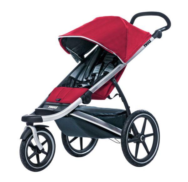Miejski wózek dziecięcy Thule Urban Glide 1 – nowość z serii Active with Kids