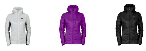 Access Hybrid Hoody Women's
