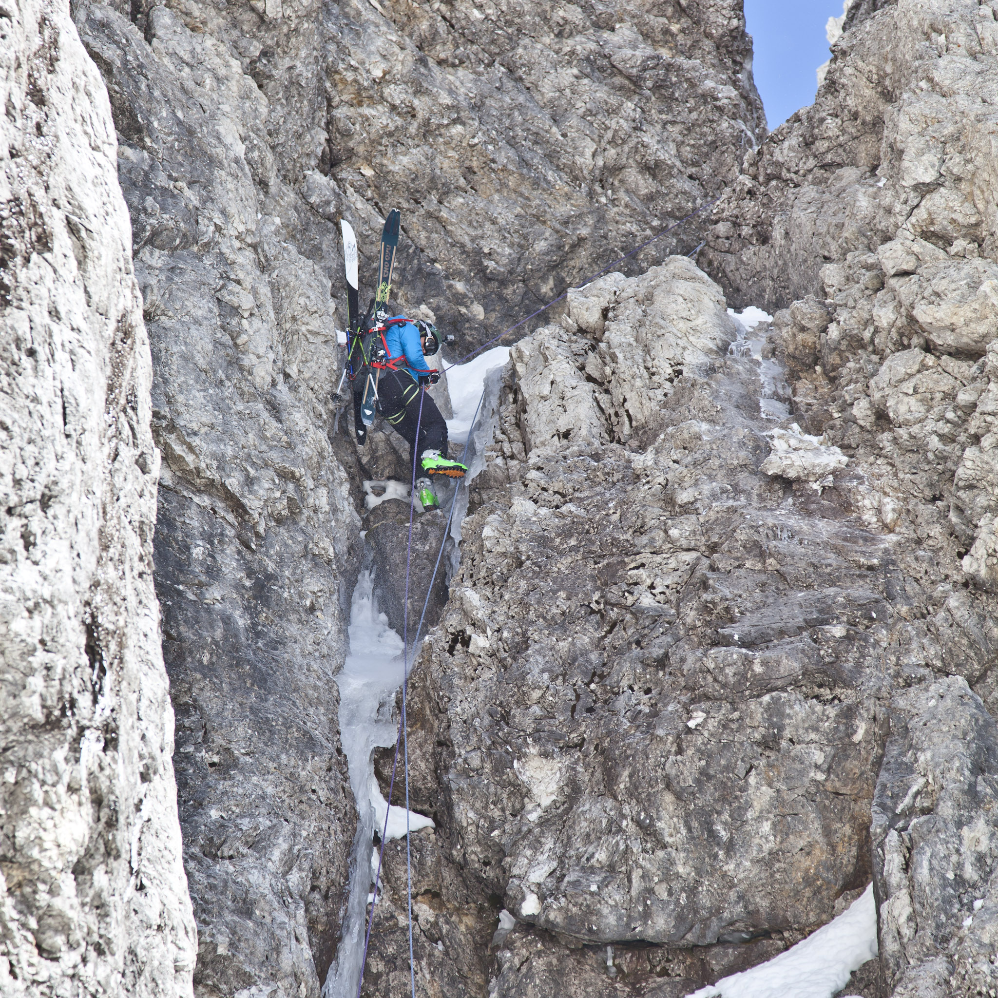 Climb to Ski Camp 2014 (fot. arch. SALEWA)
