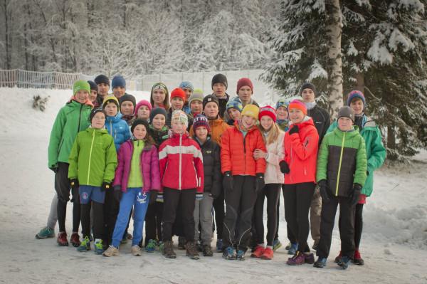 Powstała Grupa Młodzieżowa PZA w Narciarstwie Wysokogórskim (fot. Bartek Solik)