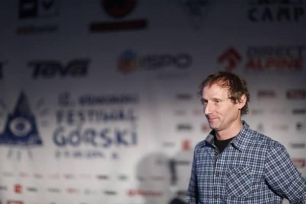 Janusz Gołąb (fot. Wojciech Lembryk)